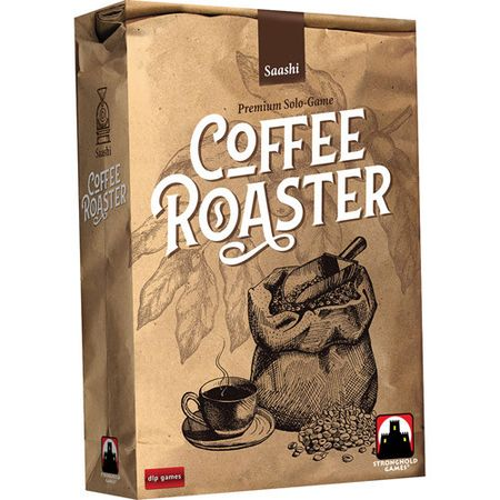 Coffee Roaster Stronghold