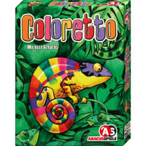 Coloretto 10th Anniversary Edition