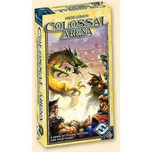 Colossal Arena Silver Line