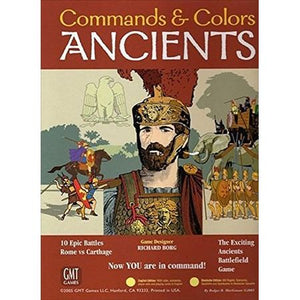 Commands & Colors Ancients