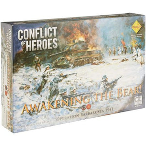 Conflict of Heroes Awakening the Bear! (second edition)