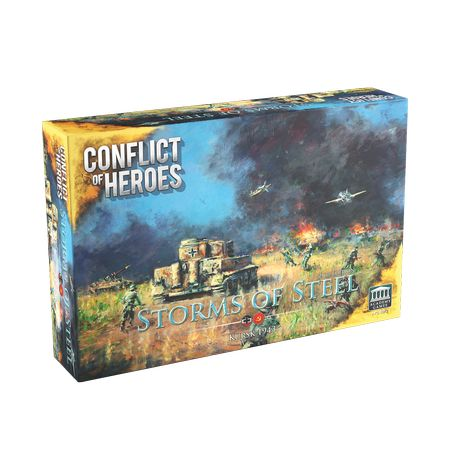 Conflict of Heroes Storms of Steel! – Kursk 1943