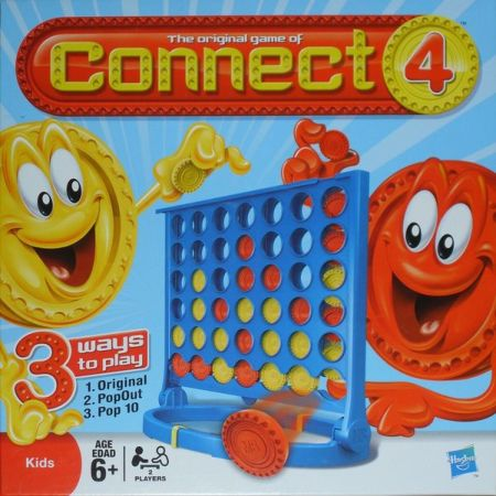 Connect 4 (Revised Edition)