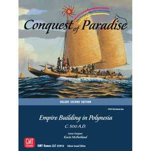 Conquest of Paradise Second