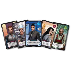 Coup Rebellion G54 Cards