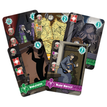 Cthulhu Realms Cards