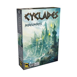 Cyclades Monuments