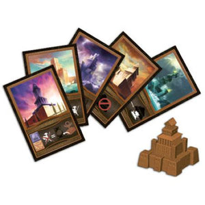 Cyclades Monuments Components