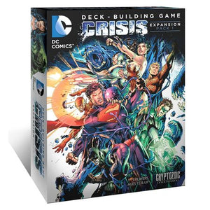 DC Comics Deck-Building Game Crisis Expansion Pack 1