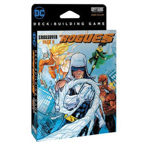 DC Comics Deck-Building Game Crossover Pack 5 – The Rogues