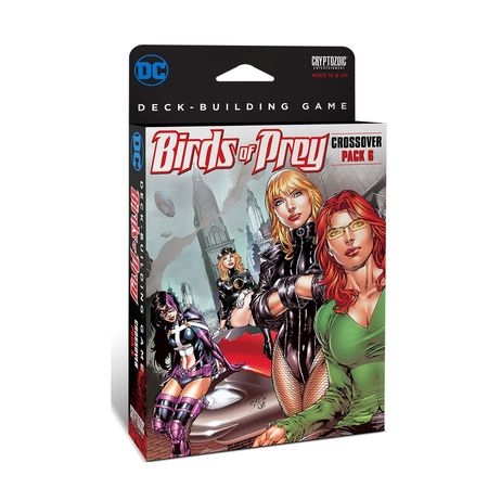 DC Comics Deck-Building Game Crossover Pack 6 – Birds of Prey