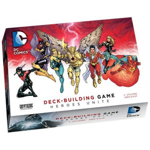 DC Comics Deck-Building Game Heroes Unite