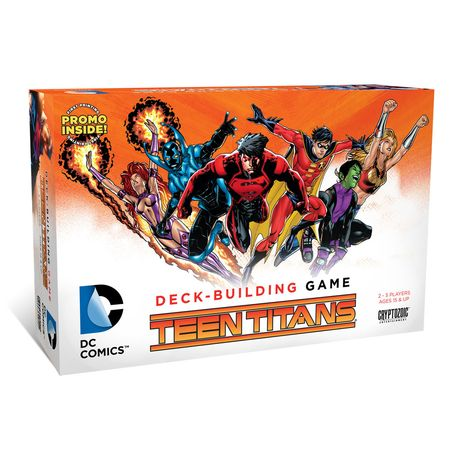 DC Comics Deck-Building Game Teen Titans