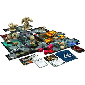 DOOM The Board Game Components