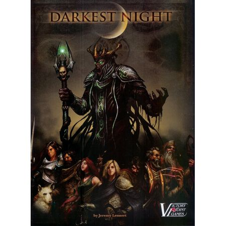 Darkest Night (First edition)