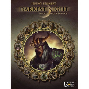Darkest Night Necromancer Bundle