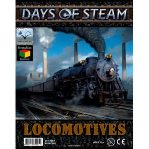 Days of Steam Locomotives