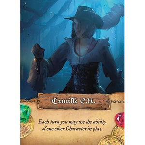 Dead Men Tell No Tales Camille E.N. Promo Card