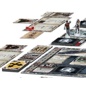 Dead of Winter: A Crossroads Game Components