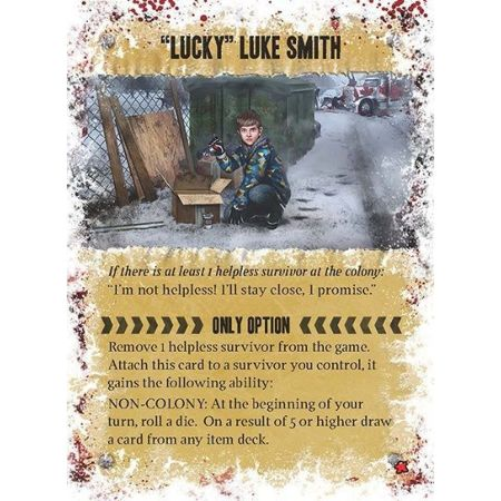 Dead of Winter: Lucky Luke Smith