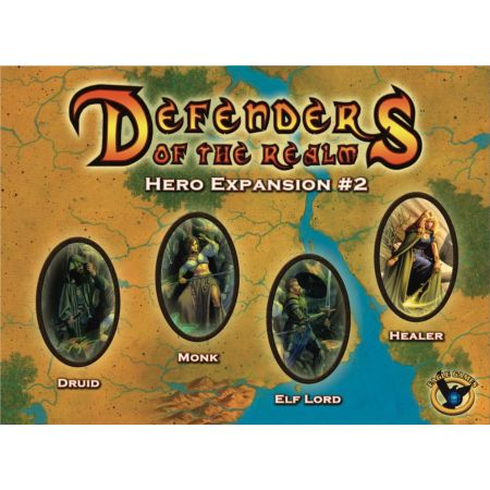 Defenders of the Realm Hero Expansion #2