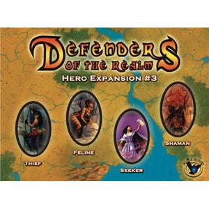 Defenders of the Realm Hero Expansion #3
