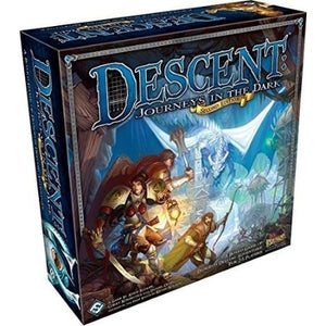 Descent Journeys in the Dark (Second Edition)