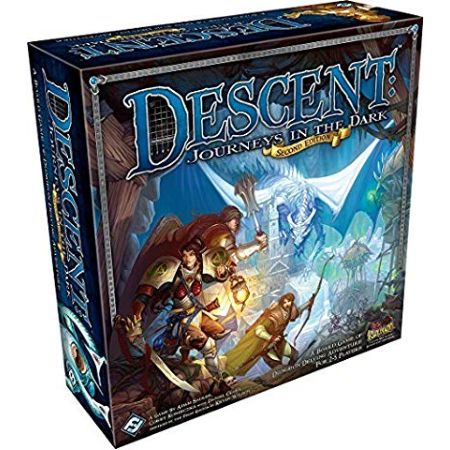 Descent Journeys in the Dark (Second Edition) – Mists of Bilehall
