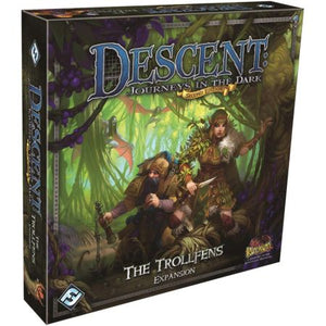 Descent Journeys in the Dark (Second Edition) – The Trollfens