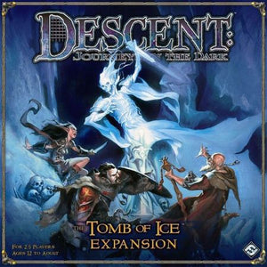 Descent The Tomb of Ice