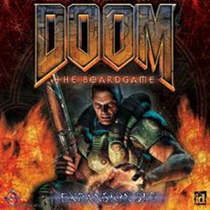 Doom The Boardgame Expansion Set