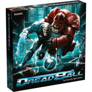 DreadBall The Futuristic Sports Game