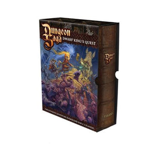Dungeon Saga Dwarf King's Quest