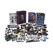 Dungeon Saga Dwarf King's Quest Components