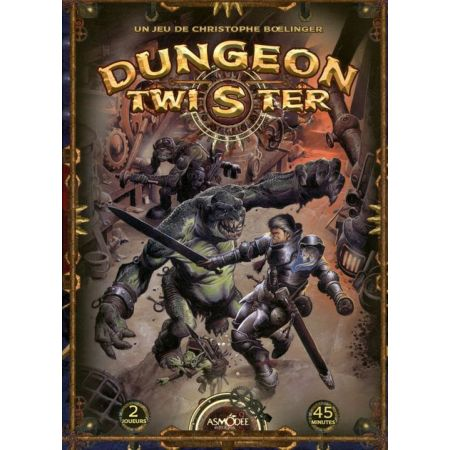 Dungeon Twister