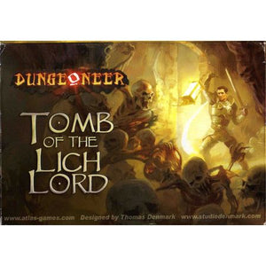 Dungeoneer Tomb of the Lich Lord