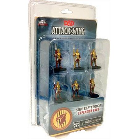Dungeons & Dragons Attack Wing – Sun Elf Troop Expansion Pack