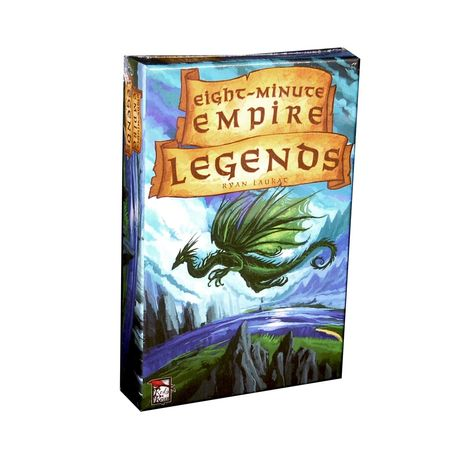 Eight-Minute Empire Legends