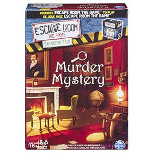 Escape Room The Game – Murder Mystery