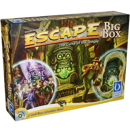 Escape The Curse of the Temple – Big Box