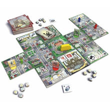 Escape Zombie City Components