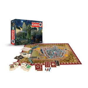 Escape from Colditz Components