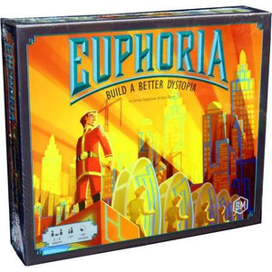 Euphoria Build a Better Dystopia