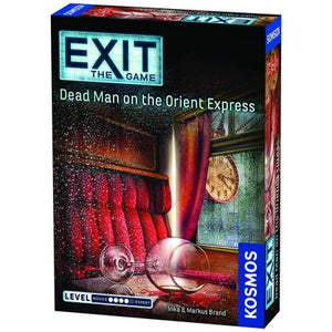 Exit The Game – Dead Man on the Orient Express