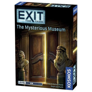 Exit The Game – The Mysterious Museum