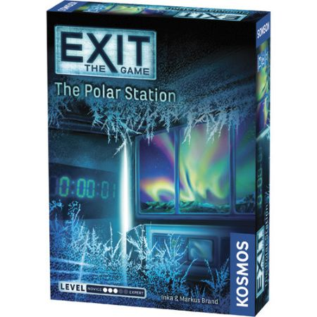 Exit The Game – The Polar Station