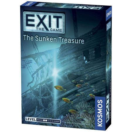 Exit The Game – The Sunken Treasure