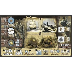 Expedition Northwest Passage Player Board