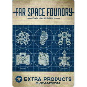 Far Space Foundry Extra Products Expansion