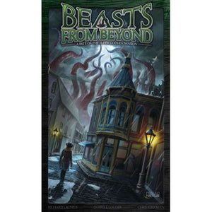 Fate of the Elder Gods Beasts From Beyond